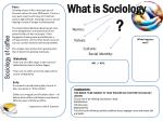 What is Sociology ?