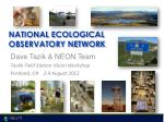 National Ecological Observatory Network