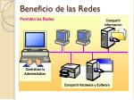 Beneficio  de  las Redes