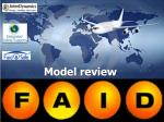 Model review