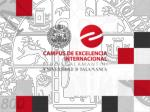 Multidisciplinary campus focused on the promotion of: The Spanish Language , culture and values