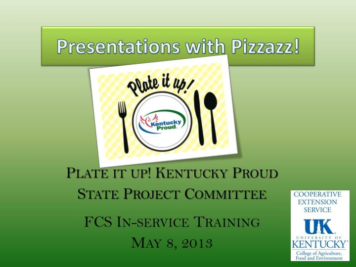 presentations with pizzazz n.