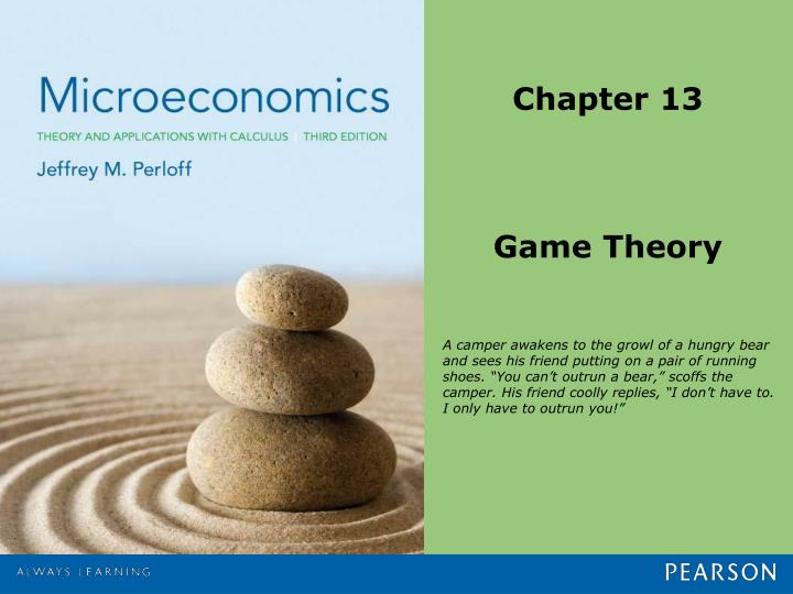 chapter 13 game theory n.