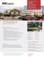 For Sale or Lease 50,000 - 746,734 SF Manufacturing/ Distribution Space