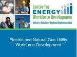 CEWD Mission  Build the alliances, processes, and tools to develop tomorrow's energy workforce