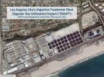 "Los Angeles City's Hyperion Treatment Plant Digester Gas Utilization Project (""DGUP"") SCAP Energy Management Committee -"