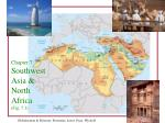 Chapter 7: Southwest Asia & North Africa (Fig. 7.1)