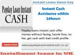 Get Instant Cash Loan Aid to Overcome Your Sudden Financial