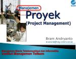 (Project Management)
