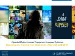 Assessing  and Training Your Students in Office with SAM 2010
