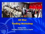 All Star Trading Workshop