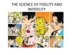 THE SCIENCE OF FIDELITY AND INFIDELITY