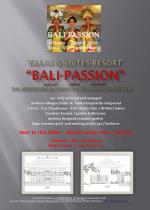 "VillaS & SUITES resort ""Bali-Passion"" ELEGANT . SIMPLE . COMFORT the affordable alternative OF A GR"