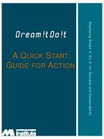 A Quick Start Guide for Action