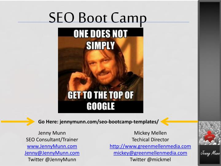 seo boot camp n.