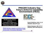 PMA209 Industry Day Future Airborne Capability Environment (FACE)