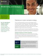 Modernizing your workplace