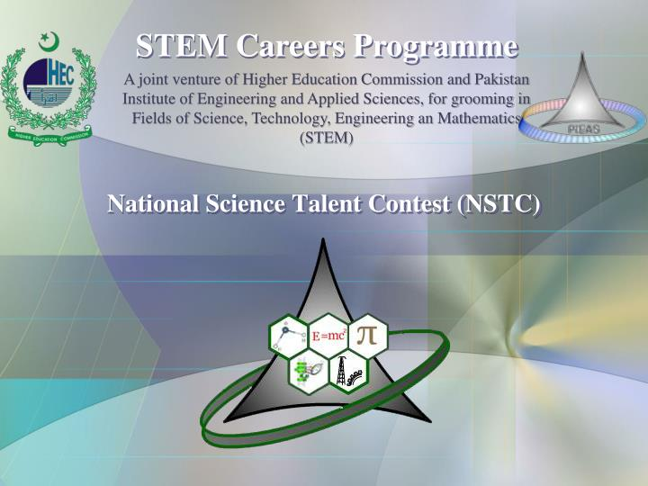 national science talent contest nstc n.