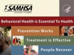 Health Reform & The ACA: Promise and Possibility