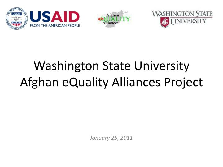 washington state university afghan equality alliances project n.