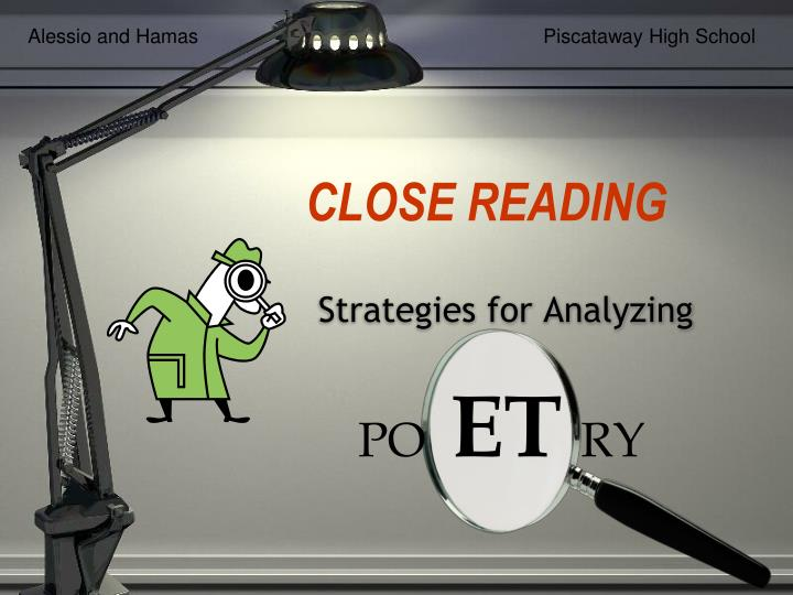 strategies for analyzing n.