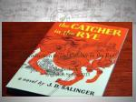 I ntroduction to The Catcher in the Rye