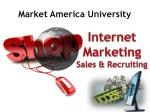 Internet Marketing Sales & Recruiting