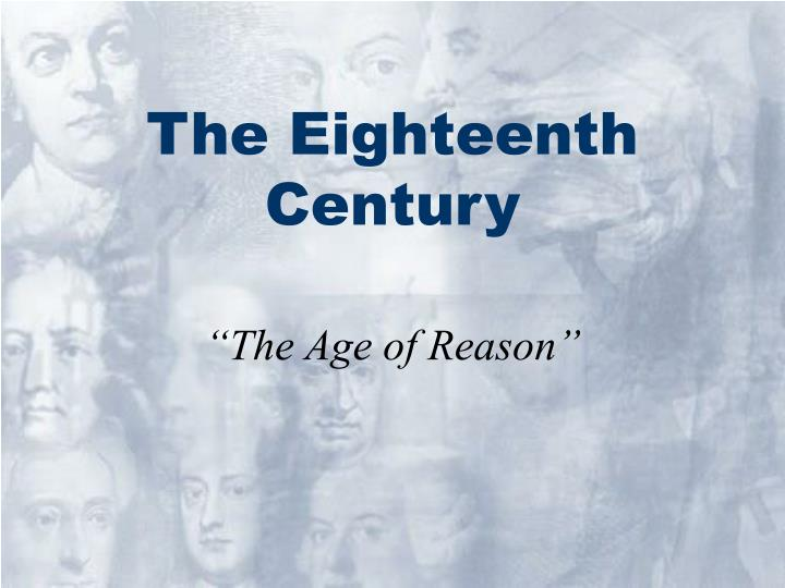 the eighteenth century n.