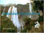Andalusian Classical Music