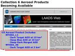 Collection 6 Aerosol Products Becoming Available