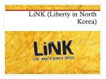 LiNK (Liberty in North Korea)