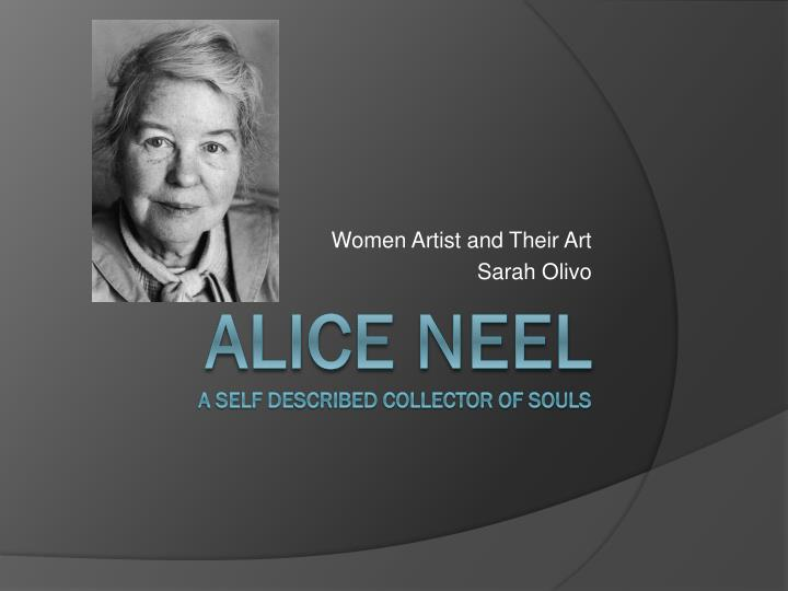 women artist and their art sarah olivo n.