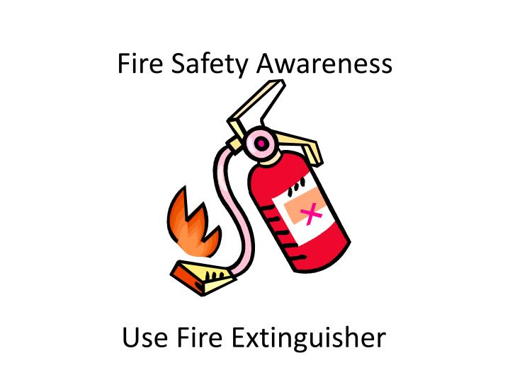 fire safety awareness n.