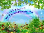 The Adventure of Mr Jolly and Princess Bella