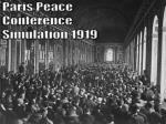 Paris Peace Conference Simulation 1919