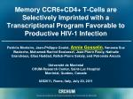 HIV-1 is a deadly but very selective virus