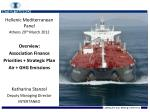 INTERTANKO International Association of Independent Tanker Owners