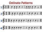 Ostinato Patterns