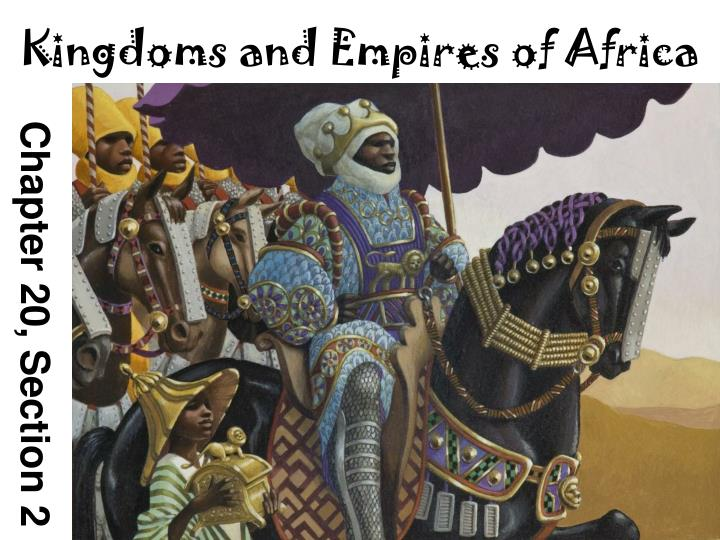 kingdoms and empires of africa n.
