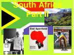 South  Africa Part II