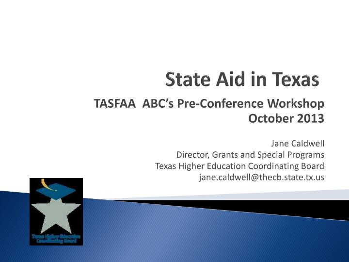 state aid in texas n.