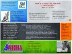 NBHA  TX 24 Annual 2 Day Super Show CTYRA in McGregor June 15 – 16 2013