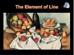 The Element of Line