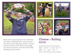 Cheese – Rolling RACES