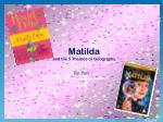 Matilda and the 5 Themes of Geography