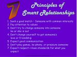 1. Seek a good match – Someone with common interests 2. Pay attention to values
