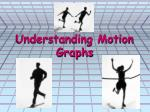 Understanding Motion Graphs