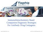 Immunohistochemistry Based  Companion Diagnostic Strategies For Antibody-Drug Conjugates