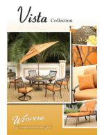 """AGVIS60 60"""" ROUND CAST TOP BALCONY TABLE SWIVEL BALCONY CHAIRS $2999.00 Also Shown: AGVISUM"""