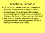 Chapter 6, Section 2